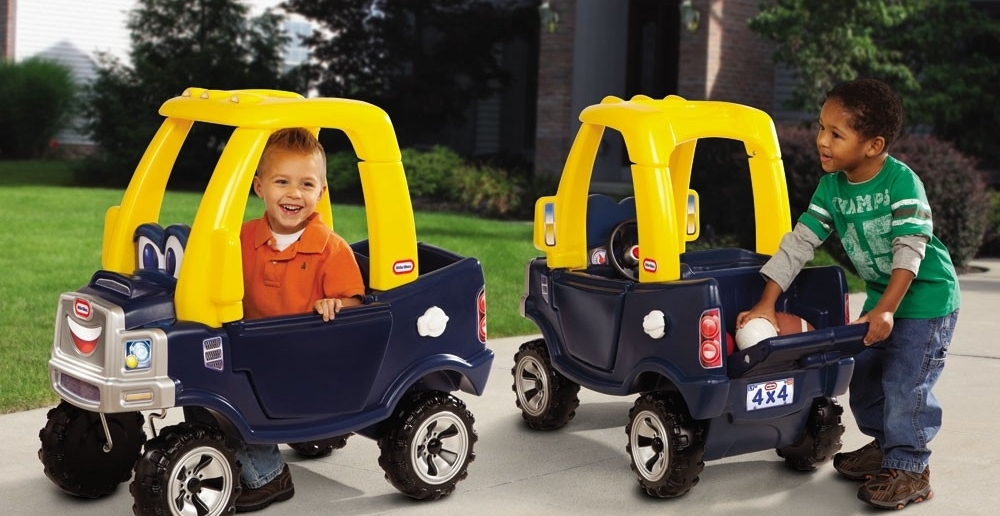 Little Tikes Ride On Toys : Little tikes cozy truck is the best kids ride on truck for