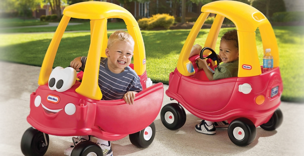 Little Tikes Ride On Toys : Little tikes cozy coupe kids ride on car year anniversary