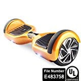 The Koo UL2272 Certified Hoverboard Gold Is One Of The Cheapest Hoverboards Available Right Now