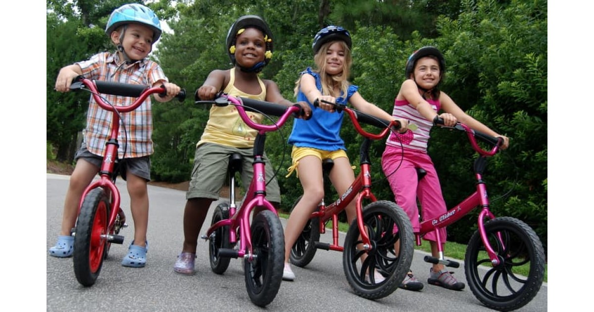 Guide To Kids Protective Gear for Balance Bikes, Kick Scooters and Skateboards