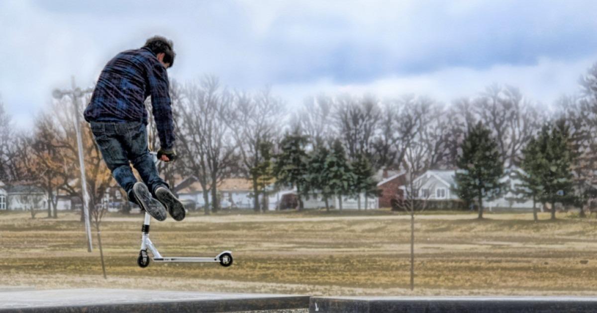 Beginner's Scooter Tricks List