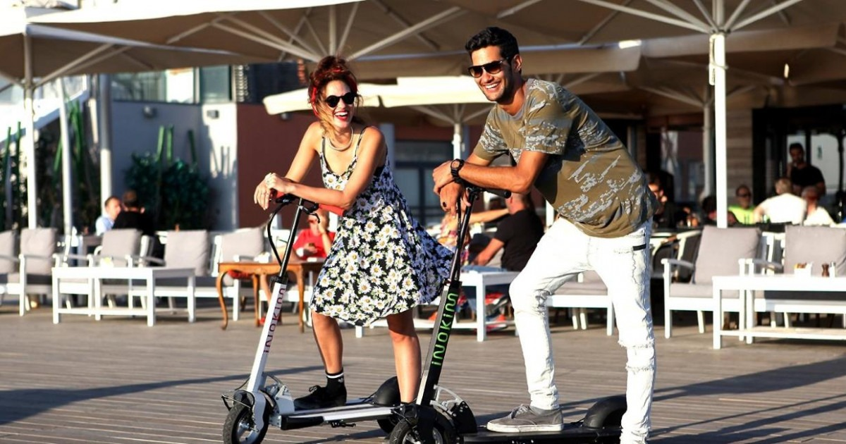 The Inokim Myway Is One Of The Best Quality Electric Scooter For Adults