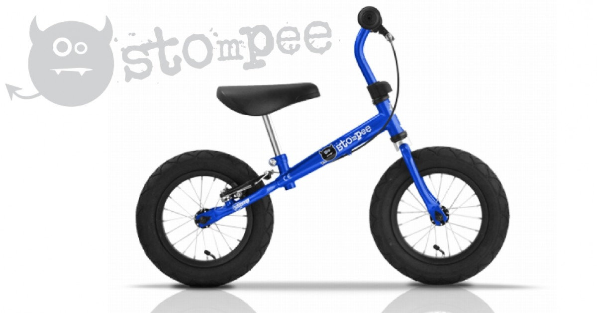 The Stompee Balance Bike Is Great Value