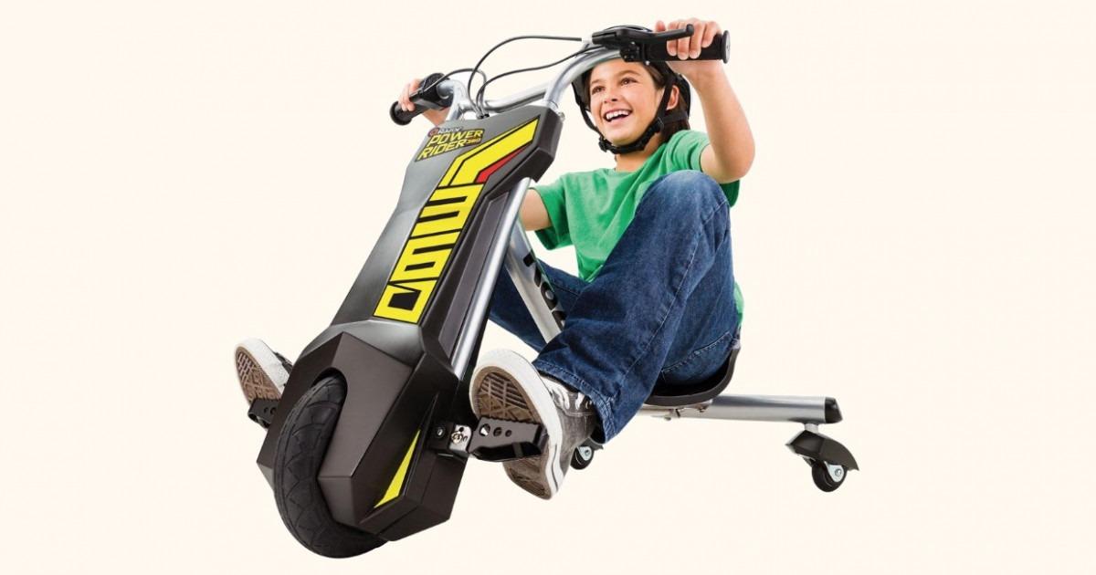 Razor Power Rider 360 Electric Trike Review