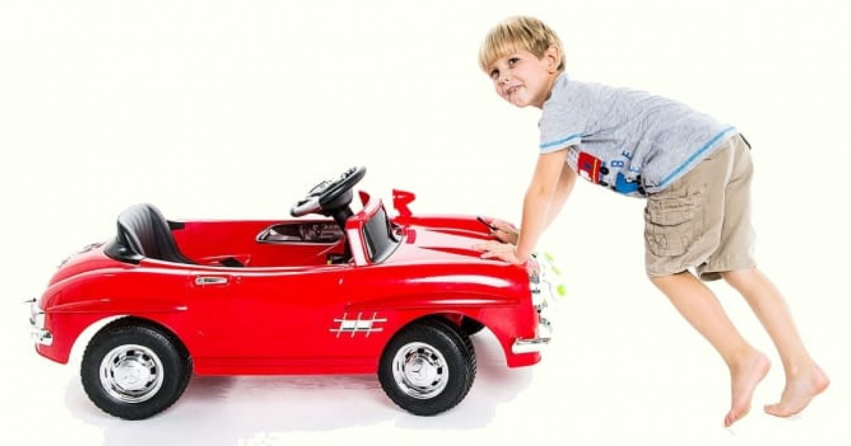 The Best Childs Mercedes Electric Car Review