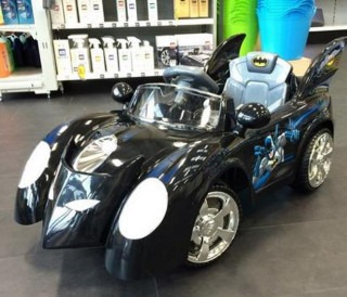 Top Kids Electric Car This Year Is The Batman Batmobile