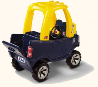 The Little Tikes Cozy Truck Is In Our List Of Most Popular Ride-On Toys Of The Year