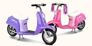 Kids Razor Pocket Mod and Sweet Pea Pocket Mod Best Kids Electric Scooter Review