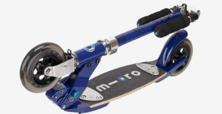 Best Quality Kick Scooter For Adults Micro Flex Blue 200mm Review