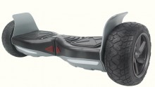Off-road all-terrain hoverboard review and demo
