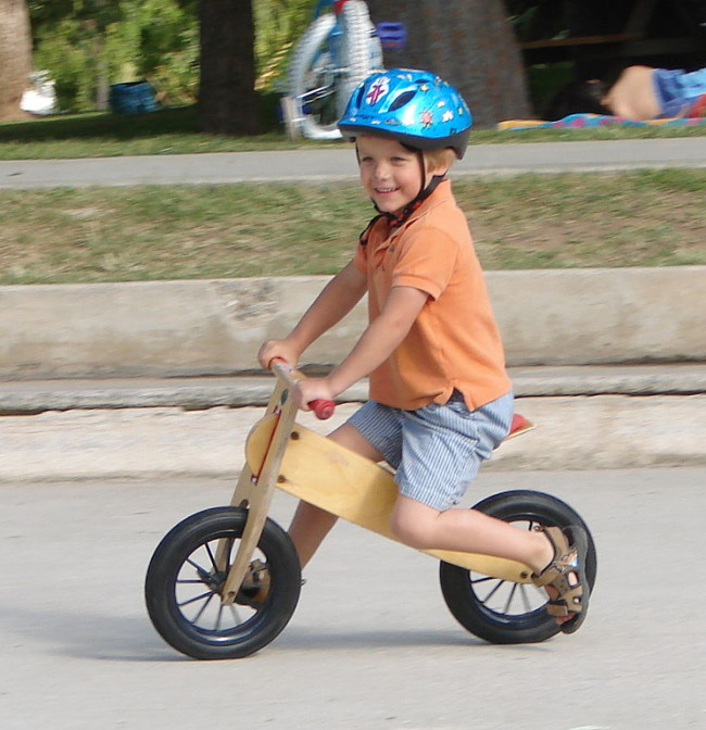 Balance Bikes Are Perfect For Toddlers Before Learning To Ride A Bike