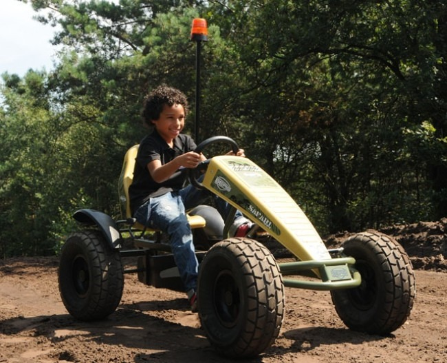 The Berg Safari AF Pedal Go Kart Review