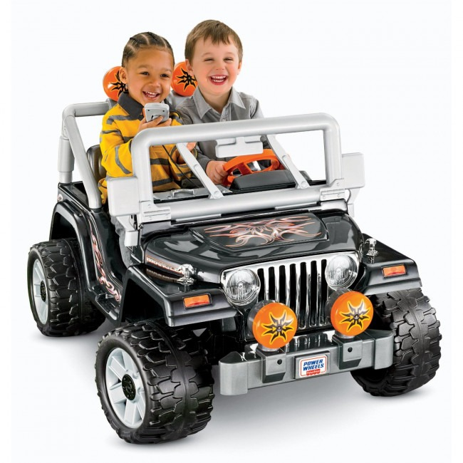 Compare Power Wheels Tough Talking Jeep Wrangler Ride-On Toys