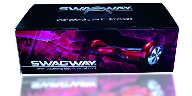 Swagway review best selling budget hoverboard self-balancing scooter
