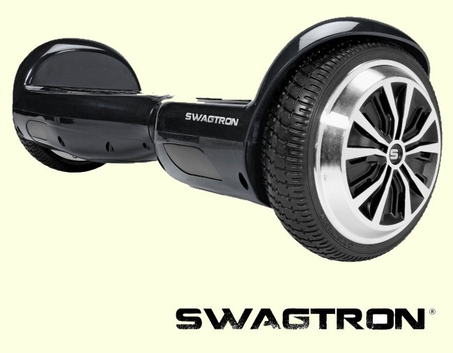 Best UL 2272 Certified Self Balancing Hoverboard Scooter Swagway Swagtron T1