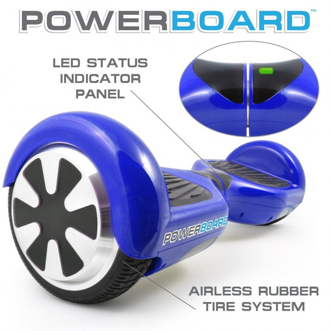 Powerboard self balancing electric scooter review