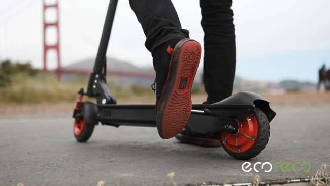The Ecoreco Adult Electric Scooter Is Another Top Class Electric Kick Scooter