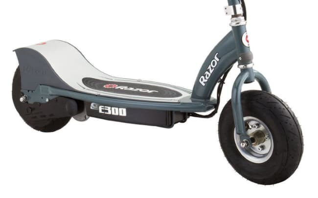 The Razor E300 Is A Great Budget Electric Scooter For Adults