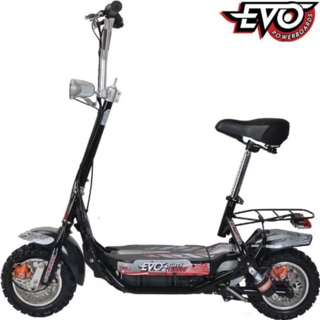 Uberscoot Citi 800 Watt Is Less Powerful Than Other Uberscoot Models And Perfect For City Commuting