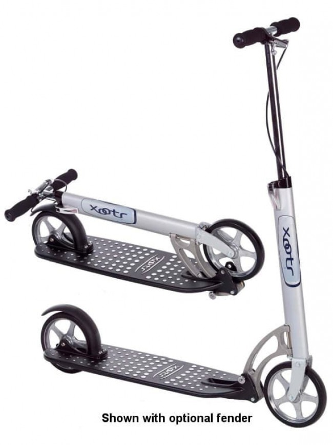 Xootr MG Is Without Dobt One Of The Best Kick Scooters For Adults