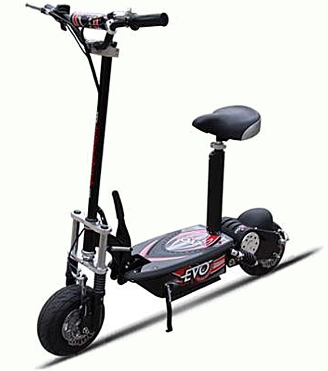 UberScoot 500W 36V Electric Scooter