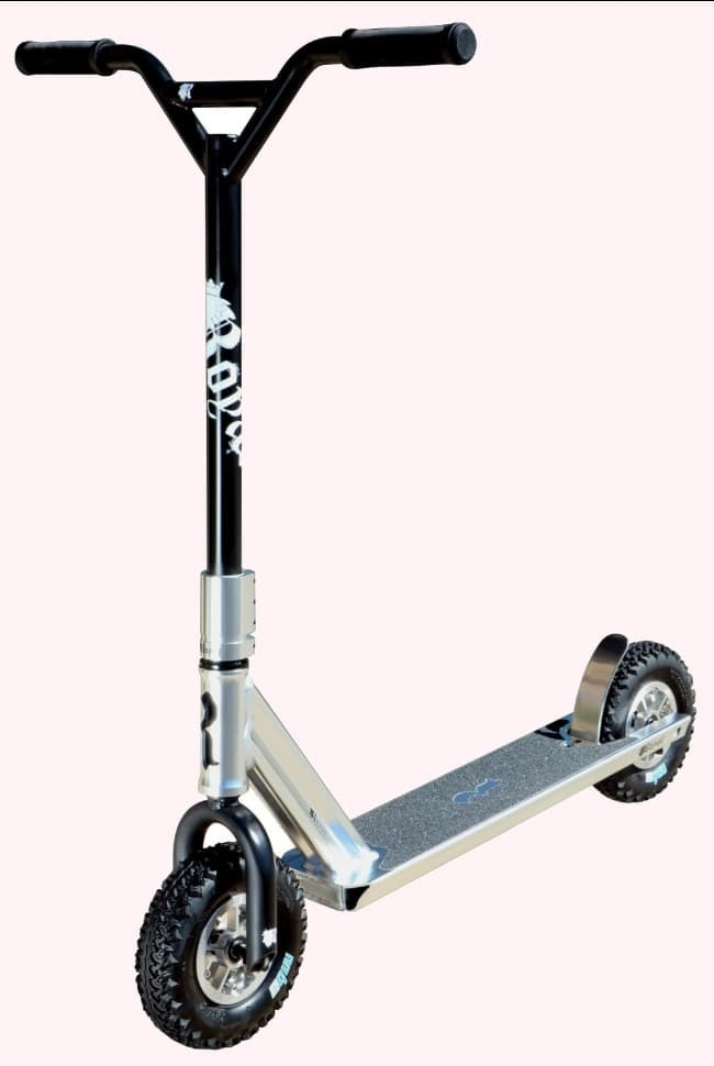 Royal Scout Pro 2 Dirt scooter Vs Kick Scooter