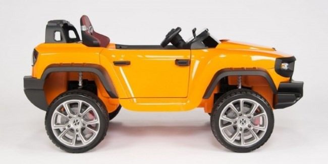 Broon T870 Side view Kids Premium Electric Ride-On Car Review