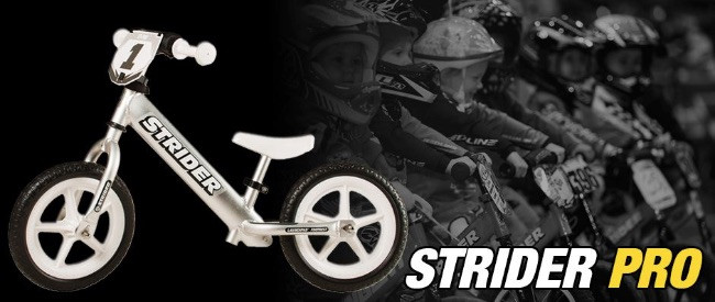 The Strider 12 Pro Lightest Balance Bike On The Market