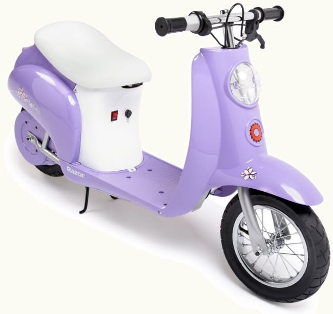 The Razor pocket Mod Kids Electric Scooter Standard