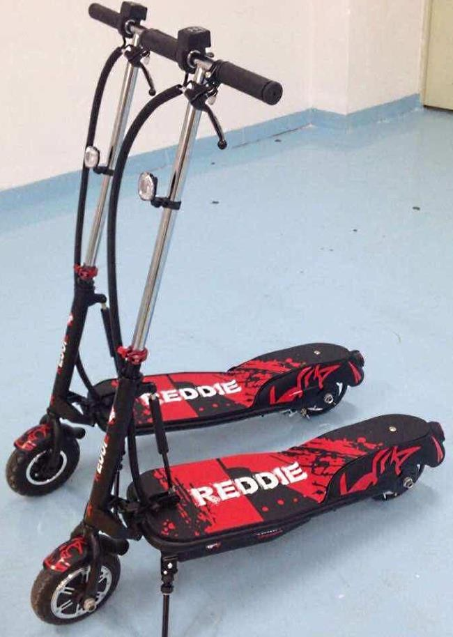 The Reddie Adult Electric Scooter Is A very High Quality Build