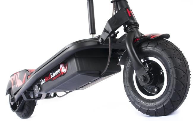 Best Scooter For College Campus? The Reddie Is Hard To Beat