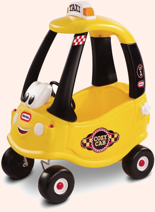 Little Tikes Cozy Cab Review