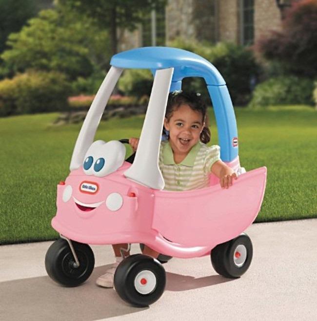 Little Tikes Cozy Princess Coupe Review