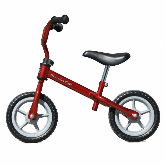 Red Bullet Bike For Balance by Chicco Reviews