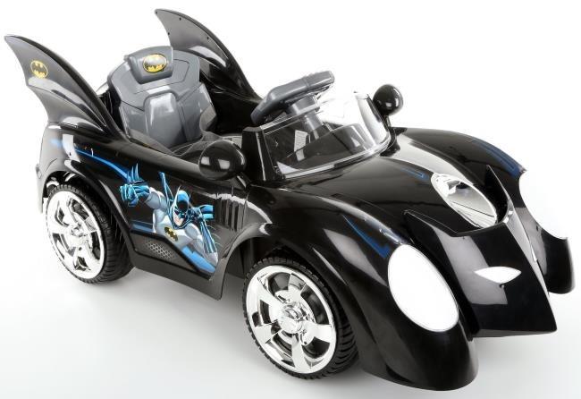 Batman Batmobile Kids 6 Volt Electric Ride On Car Is Pure Adam West