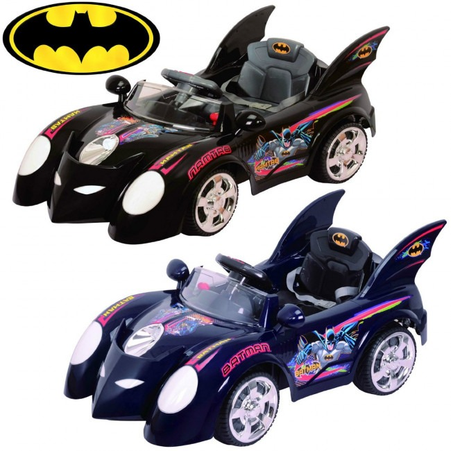 Batman Electric Car 6v Ride-On Review