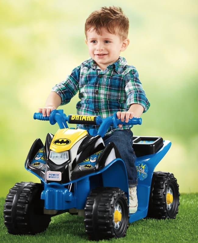The Kids Batman ATV Is One Of The Best Sellers