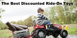 Black Friday Best Discounts on Kids Ride On Toys